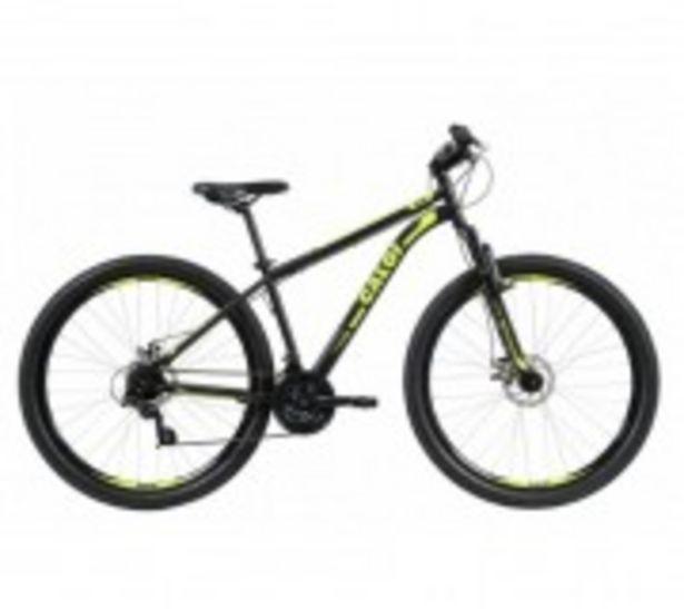 Oferta de Bicicleta Caloi Aro 29 Velox Freio a Disco e Suspenso por R$1298