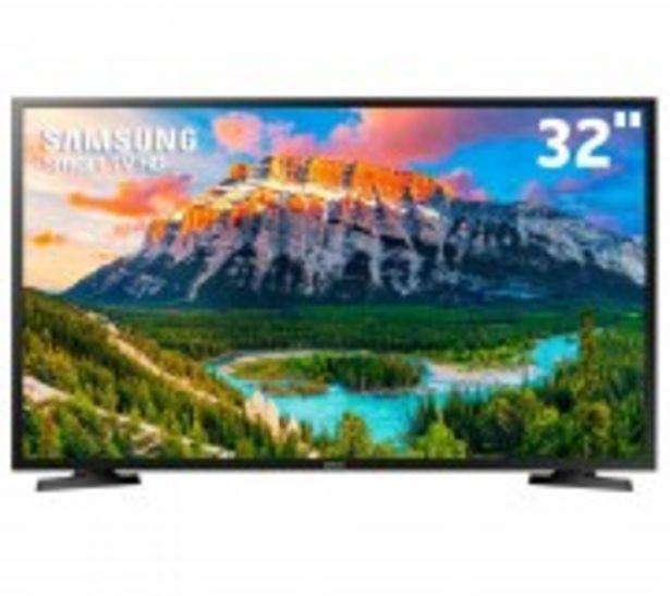 Oferta de TELEVISOR SAMSUNG 32PL 32J4290 SMART por R$1698