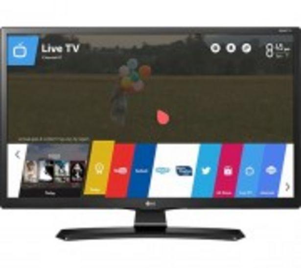 Oferta de TELEVISOR LG 28PL 28MT49S-PS SMARTV por R$1298