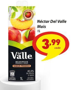 Oferta de Néctar Del Valle Mais por R$3,99