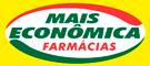 Logo Farmácia Mais Econômica