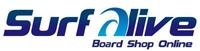 Logo Surf Alive