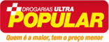 Logo Drogarias Ultra Popular