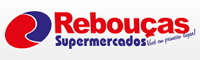 Logo Rebouças Supermercados