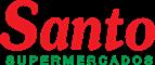Logo Santo Supermercados