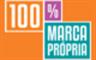 Logo 100% Marca Própria