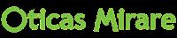 Logo Óticas Mirare