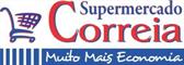 Logo Supermercados Correia