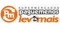 Logo Supermercados Pague Menos