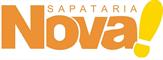 Logo Sapataria Nova