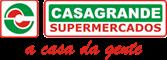 Logo Casagrande supermercados