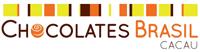 Logo Chocolates Brasil Cacau
