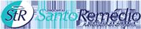 Logo Drogarias Santo Remédio