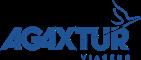 Logo Agaxtur Viagens