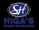 Logo Supermercado Higas