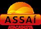 Logo Assa铆 Atacadista