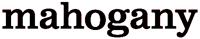 Logo Mahogany