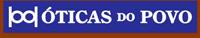 Logo Óticas do Povo